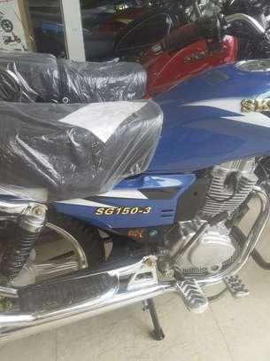 Skygo Motorbike year 2020 brand new 150 CC Ksh 107K image 6