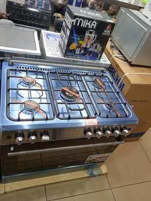 Master chef 5 burner image 1