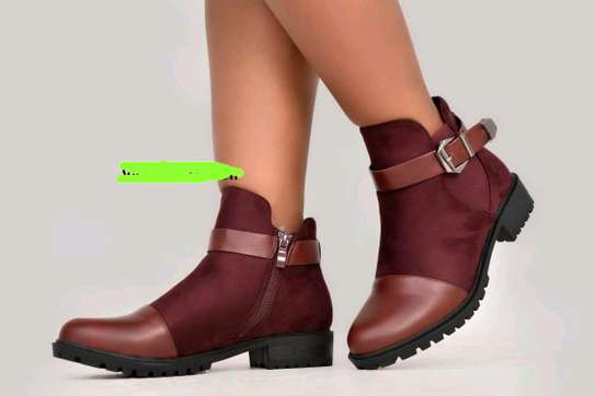 Ladies ankle boots image 3