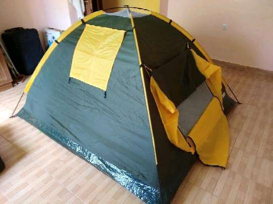 Camping tent. 3 pax. image 1
