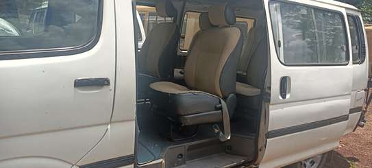 Toyota Hiace Ex-Tour Van for sale image 4