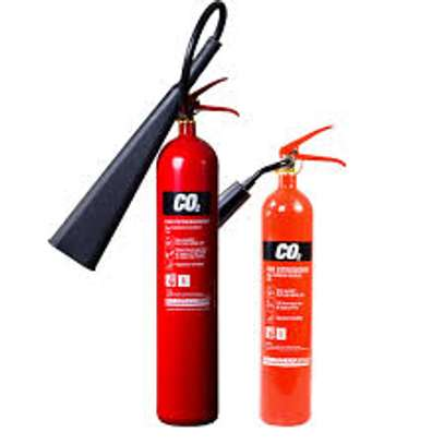 Fire Extinguishers Cylinders image 3