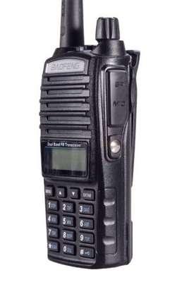baofeng uv-82 5w walkie talkie dual band vhf/uhf two way radio double ptt portable radio amateur radio baofeng uv82+headset. 10KM image 3