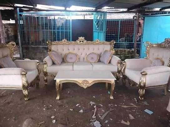 7 seater Antique Sofas image 10