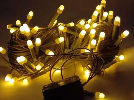 10 meters + 100 bulb Decorate your Home with this beautiful piece of String light image 1