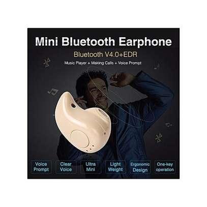 S530 Universal Ultra-Small Mini Wireless Bluetooth Headset. image 1