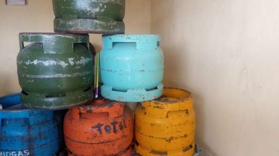 Full/empty Gas cylinders for sale