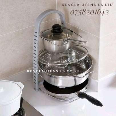 Pots and lids holder image 1