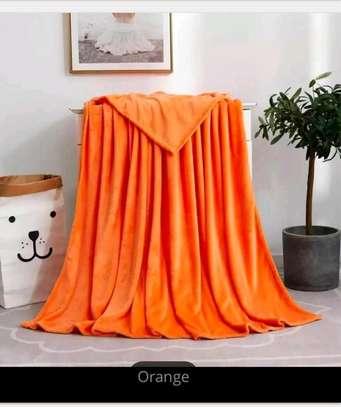 Coral fleece blanket image 4