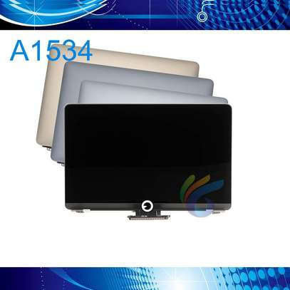 New Original For Macbook 12 Inches A1534 LCD Screen Replacement Silver Grey Gold Rose Gold 2015 2016 year