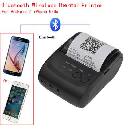 Bluetooth Wireless Pocket Thermal Receipt Printer for Android