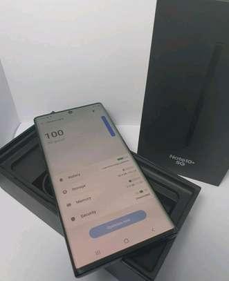 Samsung Galaxy Note 20 Ultra ~ 512Gigabytes  Black image 3