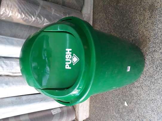 100litre dustbin/plastic dustbin/pedal dustbin/plastic pedal dustbin bin/sanitary dustbin image 2