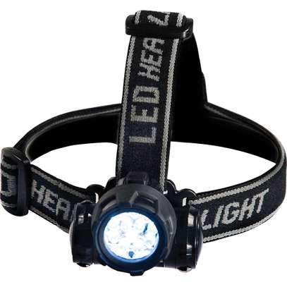 Rechargeable LED Headlamp For Outdoor image 1