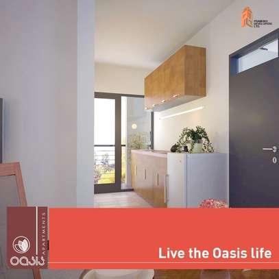 2 bedroom apartment for rent in Pangani image 1