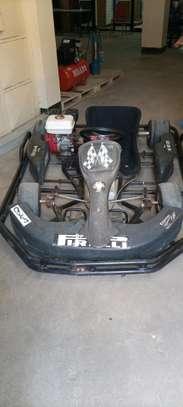 Nascar cart racing image 3