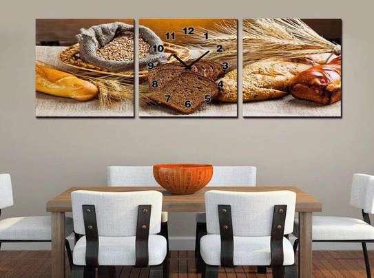Happy wall clock image 1