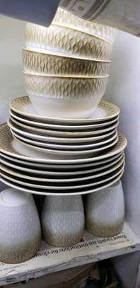 24pcs ceramic dinner set image 3