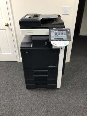KONICA MINOLTA BIZHUB C220/280 FULL COLOR PHOTOCOPIER/PRINTER/SCANNER WITH FREE SERVICE PLAN TH FREE