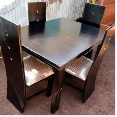 Dining set for 4 people image 1