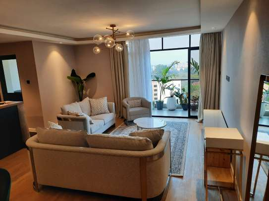 Furnished 2 bedroom apartment for rent in Brookside image 11
