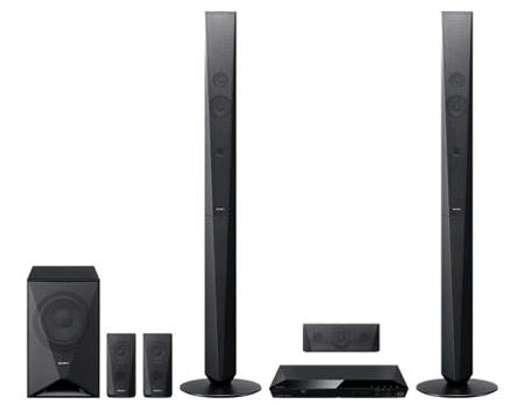 SONY DAV-DZ650 5.1CH 1000W DVD HOME THEATRE SYSTEM – BLACK image 1
