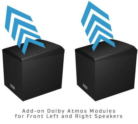 Onkyo SKH-410 Dolby Atmos-Enabled Speaker System (Set of 2) image 4