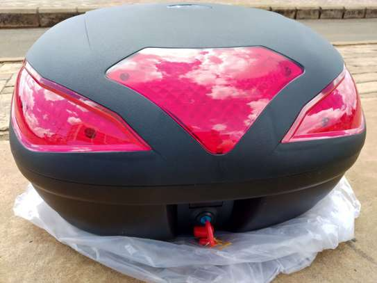 Motorbike delivery top (44litres) image 1