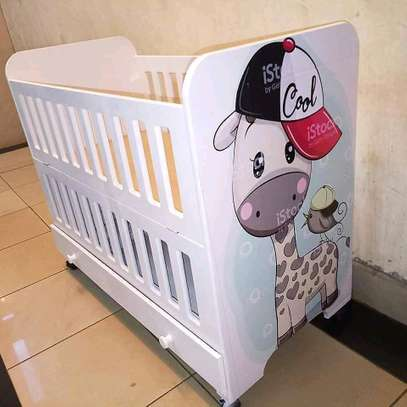 Baby cribs available