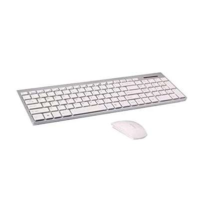 Wireless keyboard and mouse image 4