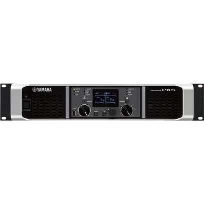 Yamaha PX5 Power Amplifiers image 1