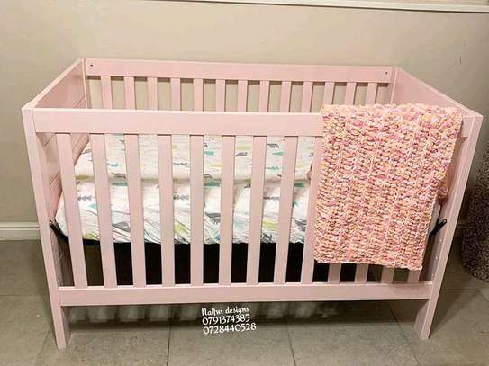 Baby beds/baby cots image 1