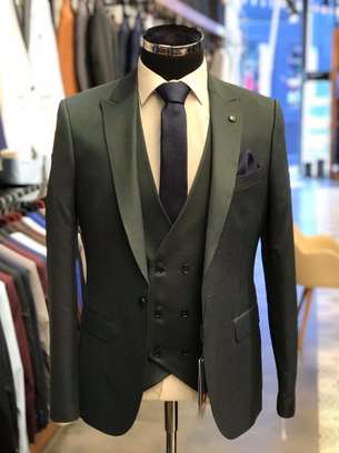 Quality New Slim Fit Suits image 2