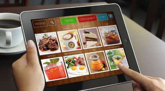 POS Online Food Ordering And Delivery System For You