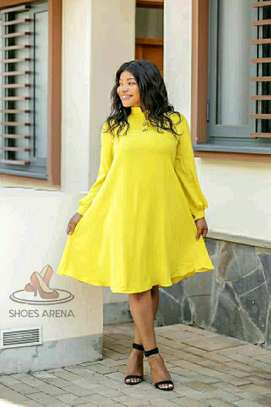Free size Shirt dresses image 1