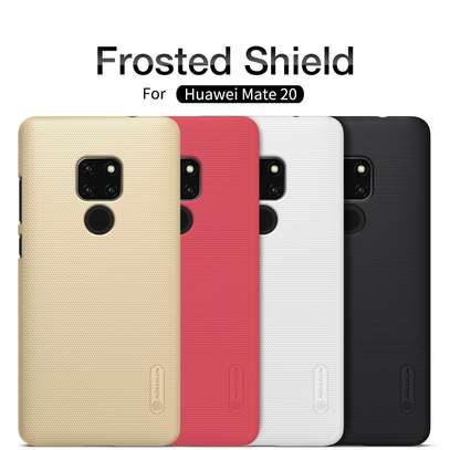 Nillkin Super Frosted Shield Matte cover case for Huawei Mate 20 Mate 20 Pro image 5