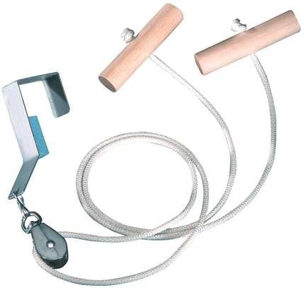 Shoulder pulley