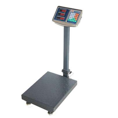 digital scale 300kg platform scale tcs electronic image 1