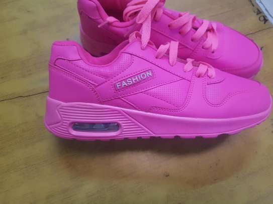 Classic Pink sneakers image 1