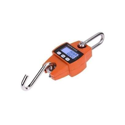 HANGING Digital Scale 300KGS / 600 LBS - Electronic Hanging Crane Scale - Industrial Crane