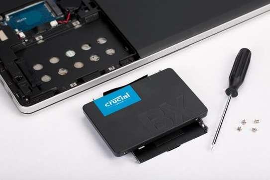 Crucial BX500 240GB 2.5 Inch SATA 3 Internal SSD image 2