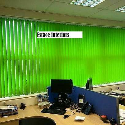 Colourful office blinds image 5