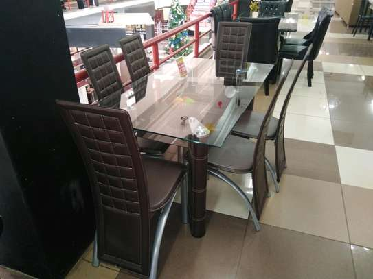6 Seaters Dining Table set. image 2