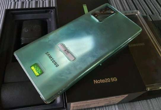 Samsung Galaxy Note 20 5G ¤ 512 Gigabytes  And Wireless Charger image 3