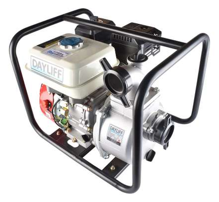 portable design water pump suitable for irrigation, dewatering and general pumping image 1