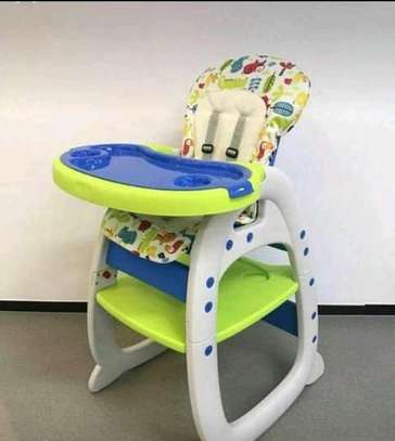 2 in 1 feeding chair 9.5 image 1