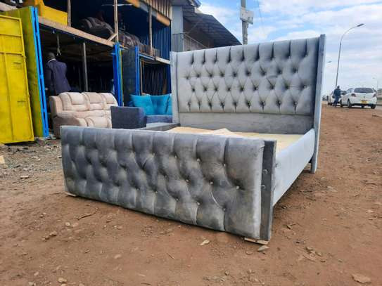 New grey bed image 1