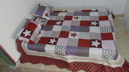 7 by 8 Bedcovers..4 pieces image 4