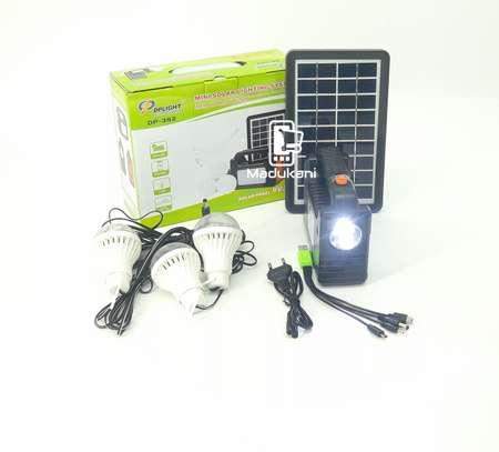 DPLIGHT DP392 Solar Home Lighting System image 4