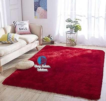 Super fluffy soft carpets(7*10) image 5